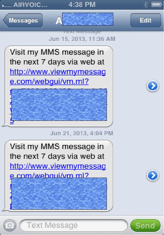 How do you get MMS messages with no MMS data plan?