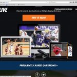 CBS College Sports Live – NOT!